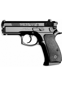 [Pištoľ CO2 CZ 75 D Compact 4.5mm BB ]
