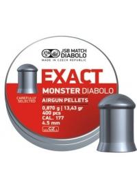 [Strelivo Diabolo JSB  Exact 4.52 Monster]