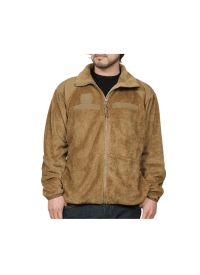 [Mikina US JACKET FLEECE-coyote]
