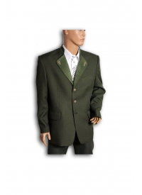 [Oblek Zanako Lenard 102-0137 zelený]