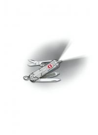 [Nôž Victorinox 0.6226.T7 Signature Lite Silvertech]