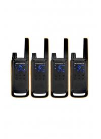 [Vysielačky Motorola TLKR T82 Extreme 4 kusy]