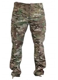 [Nohavice US BDU FELDHOSE R/S ′SLIM FIT′ MULTITARN®]