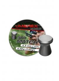 [Strelivo Diabolo Umarex Match 4,5mm]