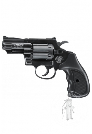 Revolver exp. S&W Grizzly, kal. 9mm
