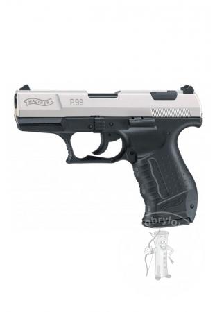 Pištoľ exp. Walther P99 bicolor