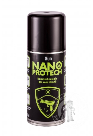 Olej Nanoprotech Gun 150 ml