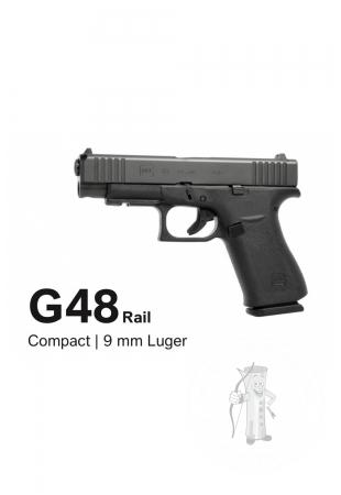 Pištoľ Glock 48