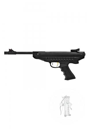 Vzduchová pištoľ Hatsan 25 SuperCharger, kal. 4,5mm