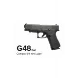 [Pištoľ Glock 48]